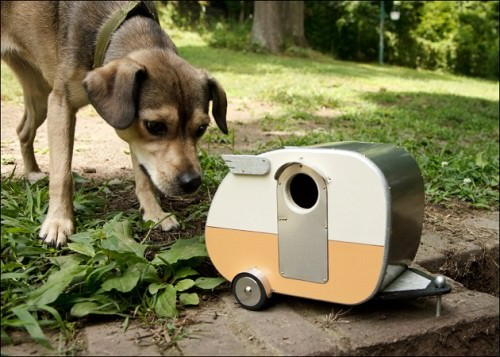 Vintage Camper Birdhouses Animals + Nature Sustainability