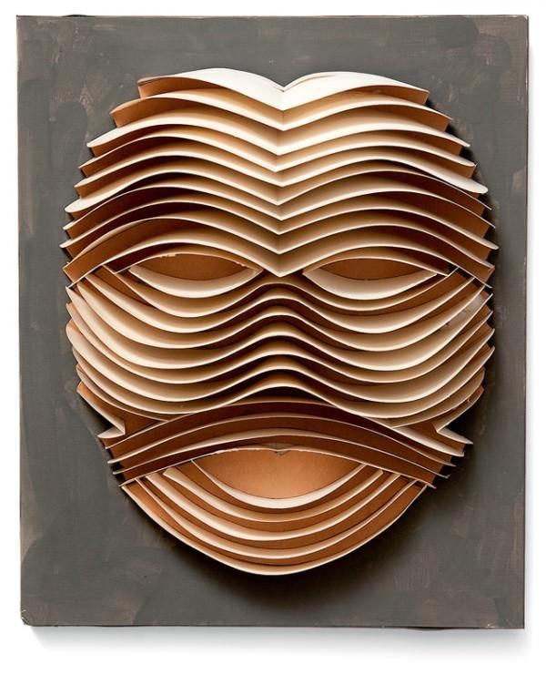Irving Harper: Works in Paper Art + Graphics