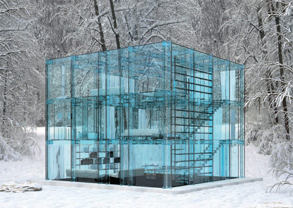 Glass House Architecture + Interiors