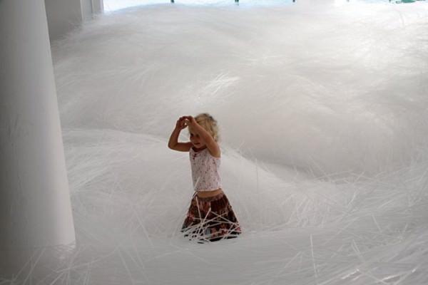 Tornado With 2 Million Straws Art + Graphics