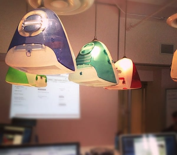 Imac Pendant Lamp At G Adventures Design Geek Universe