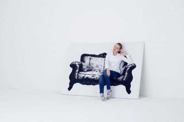 Canvas Furniture Art + Graphics