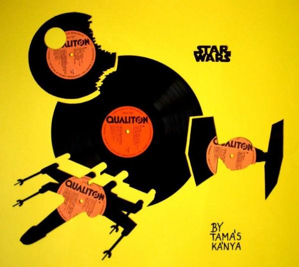 Vinyl Records Art Art + Graphics Sustainability