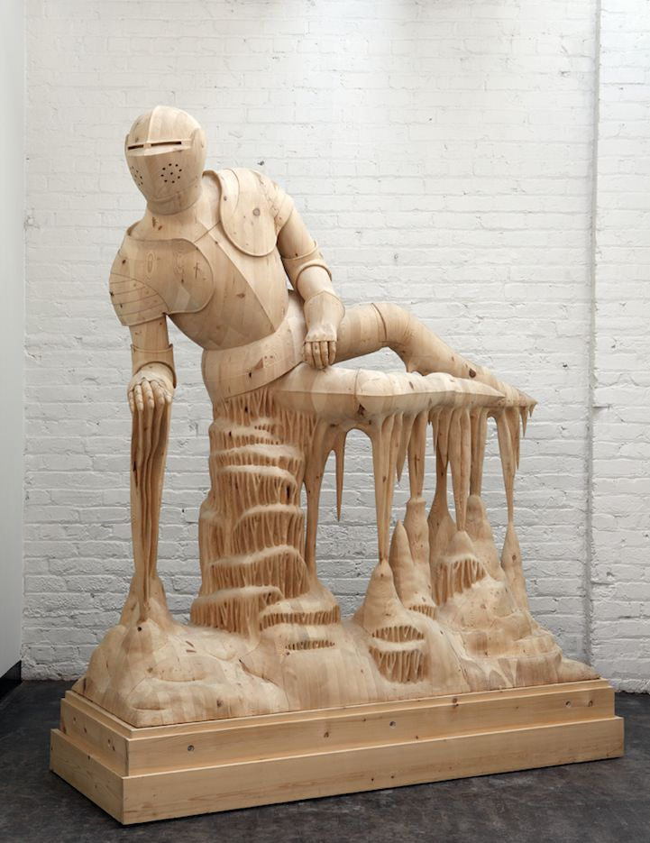 Scrap metal sculptures by Patrick ALO - Art People Gallery