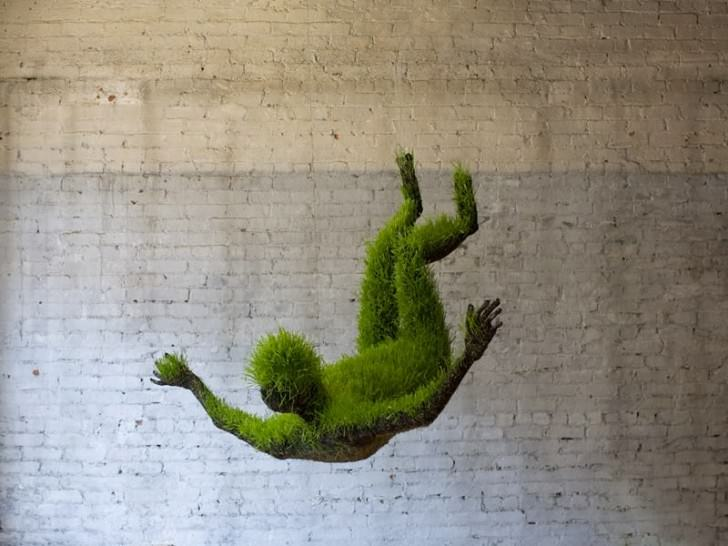Lives of Grass by Mathilde Roussel Animals + Nature Art + Graphics
