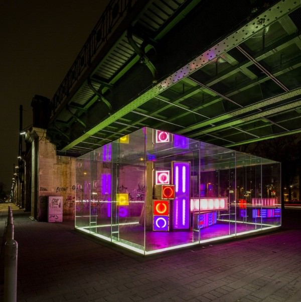 Luminescence by Hans Kotter Design