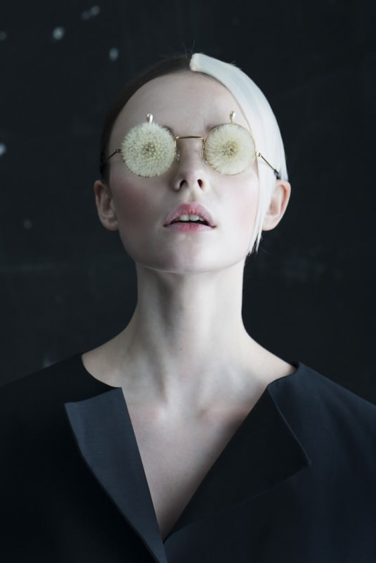 Dandelion Portraits by Isabelle Chapuis and Duy Anh Nhan Duc Photography