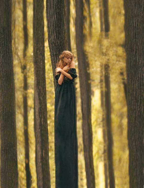 Fantasy Portraits by Katerina Plotnikova Animals + Nature Photography