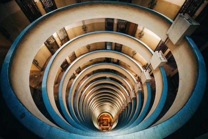 Hong Kong Urban Architecture Seen by Peter Stewart Photography