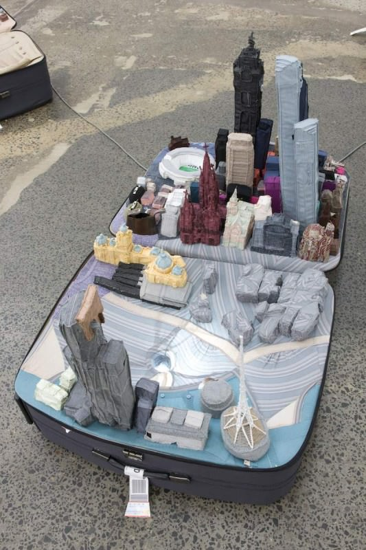 Portable Cities Art + Graphics