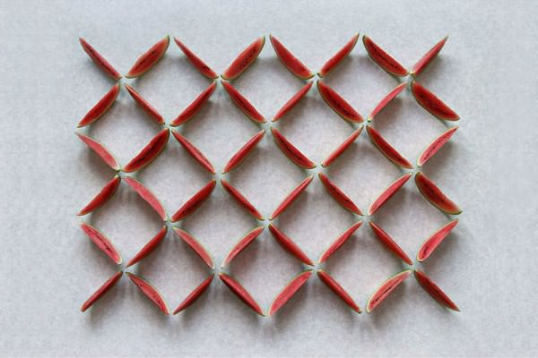 Geometric Food Art by Sakir Gökçebag Creative Fooding