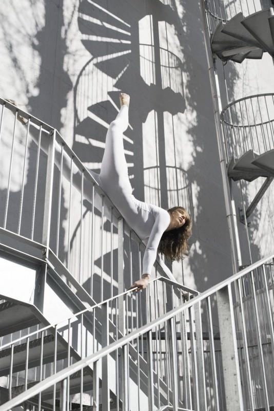 Urban Yoga by Anja Humljan Photography