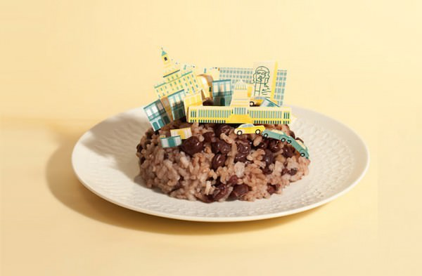 Brunchcity by Andrea G. Portolés and Bea Crespo Creative Fooding