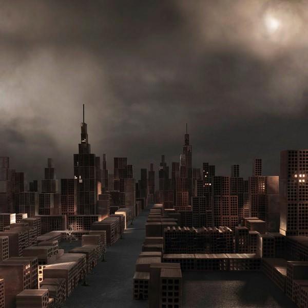 Bricks Cityscapes by Matteo Mezzadri Art + Graphics Photography