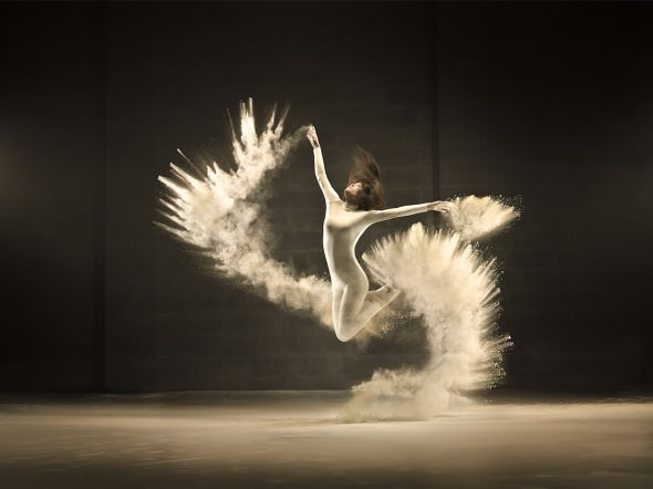 Vibrant Dancer Photos by Jeffrey Vanhoutte Photography