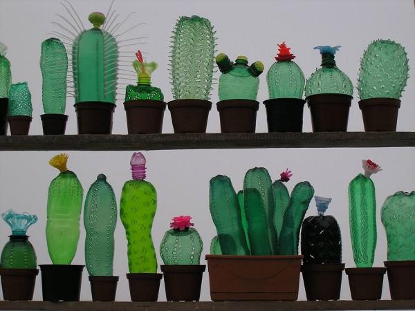 Recycled Pet-art by Veronika Richterová Sustainability