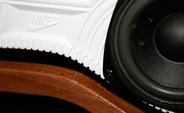 Sneaker Speakers by Alex Nash Design Geek Universe