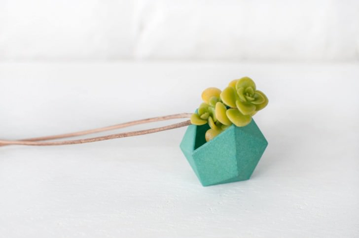 Cute Tiny Wearable Planters Animals + Nature Fashion + Trends
