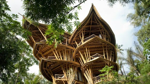 Awesome Bamboo Architecture by Elora Hardy Architecture + Interiors