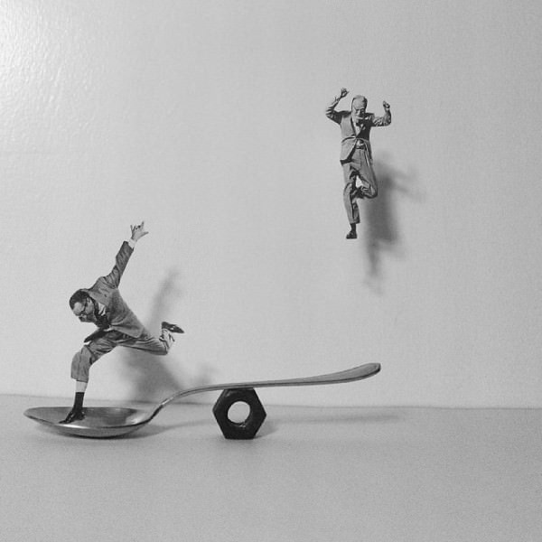 Real Life And Everyday Objects Photomontages By Jorge Miranda Photography