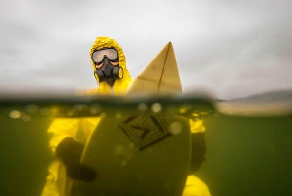 Hazmat Surfing The Future of The Oceans By michael Dyrland Photography
