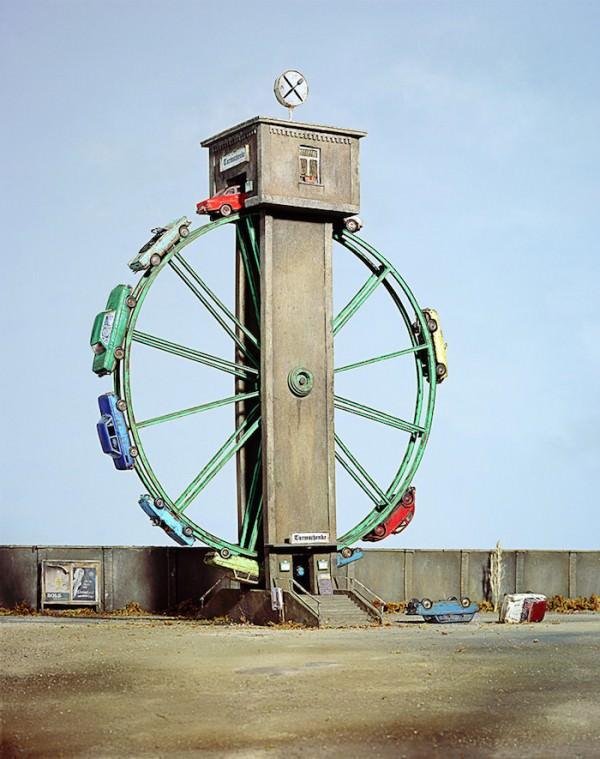 The Miniature World of Frank Kunert Art + Graphics Photography