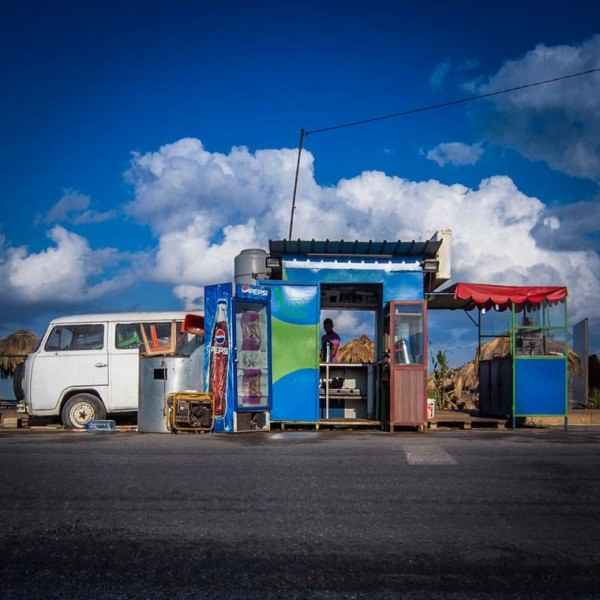 Coffee Vans – Old Vans Converted Into Cafes Photography