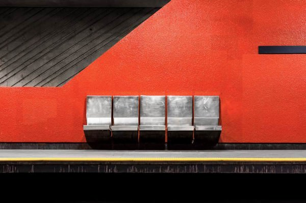 Montreal Subway Photographs by Chris Forsyth Photography
