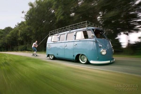 Best-of The Volkswagen Van, The Symbol of 60s Freedom Design