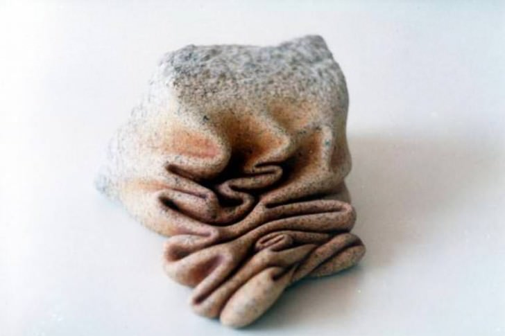 Stones Turned into Organic Shaped Art By José Manuel Castro López Art + Graphics