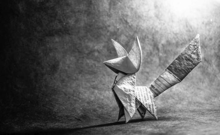 Amazing Origami Animals By Gonzalo Garcia Calvo Art + Graphics