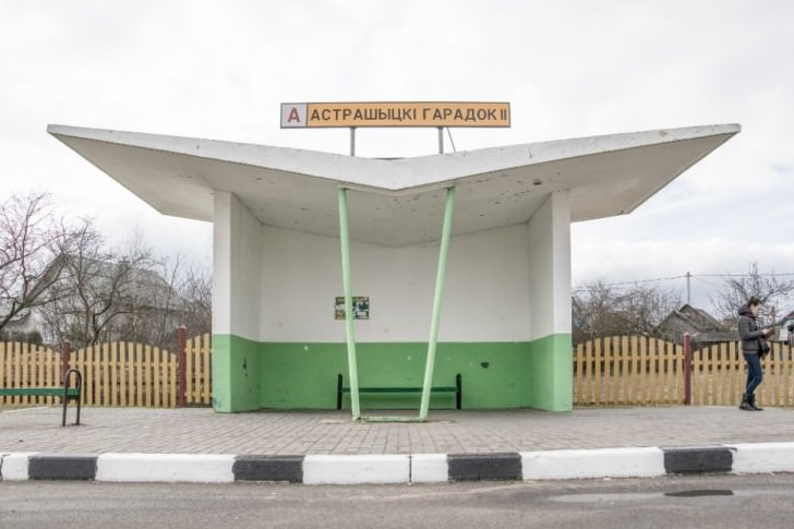 Bus Stops From The Soviet Bloc By christopher Herwig Bike Photography