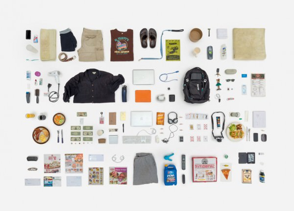 Everything We Touch In 24 Hours By Paula Zuccotti Photography