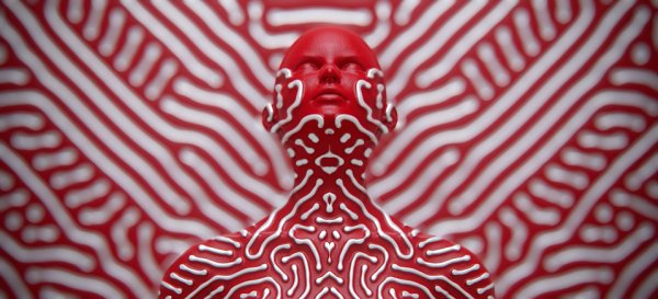 And If Human Skin Had Patterns Like Those of Animals Art + Graphics