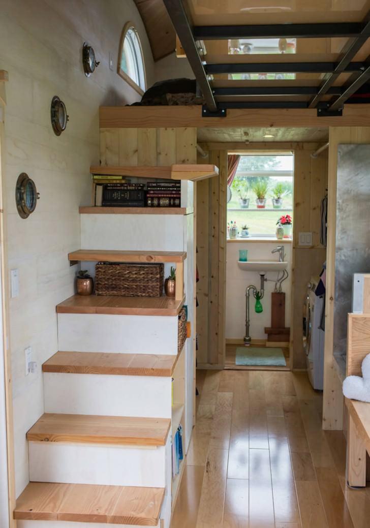 Ingenious Tiny House Byrocky Mountain Tiny Houses Architecture + Interiors