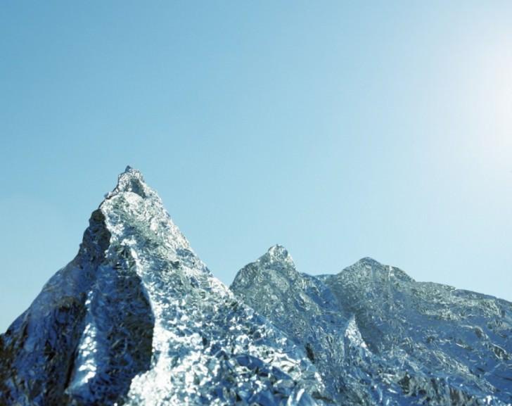 The Primordial Mountains of Yuji Hamada Art + Graphics