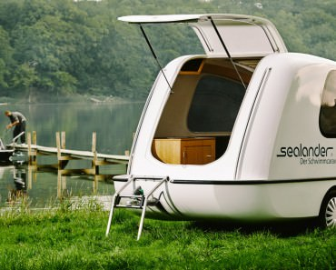 Sealander: A Caravan and Yacht in One
