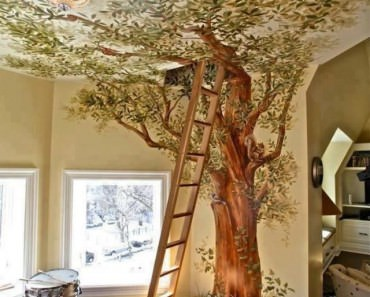 Why not Creating your own Flat Tree House