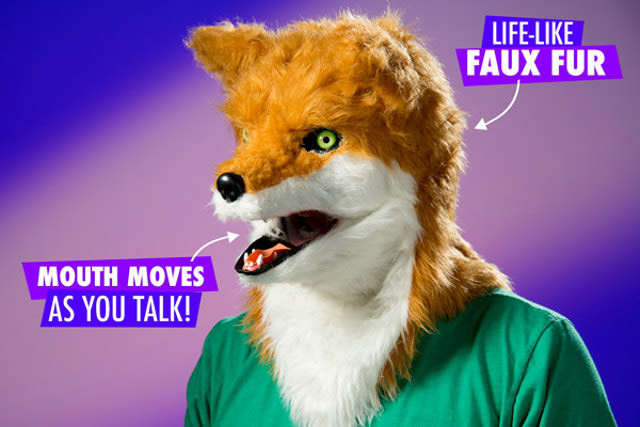 With These Animal Masks You Can Talk Realistically Funny