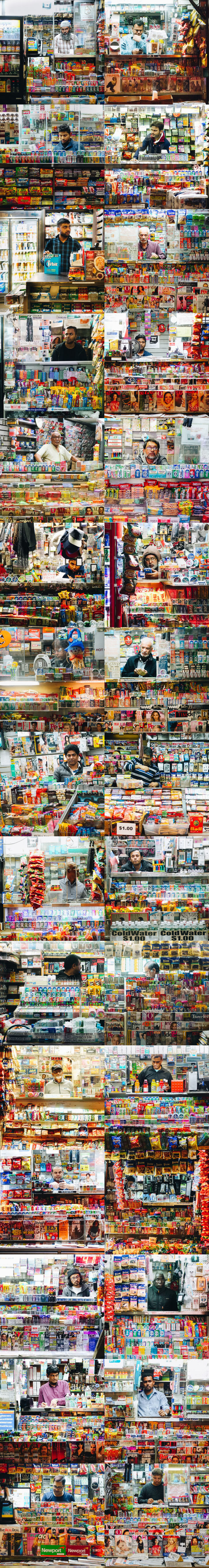 Nyc Newsstands Photography