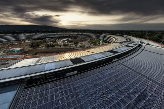 Apple's New Campus: An Exclusive Look Inside the Mothership Design