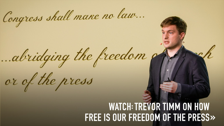 Why Freedom of the Press Matters More Now than Ever   Geek Universe