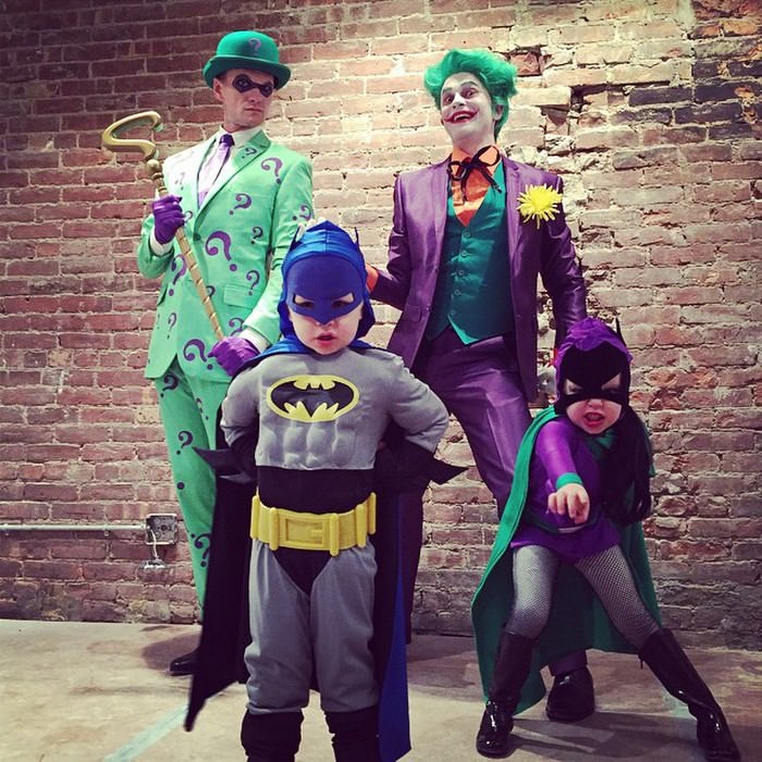 Neil Patrick Harris Just Unveiled His Family's 2017 Halloween Cosplay, And It's Even Better Than Last Year Funny