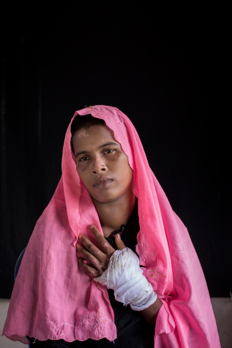 A Photographer Bears Witness to the Rohingya Crisis   Geek Universe