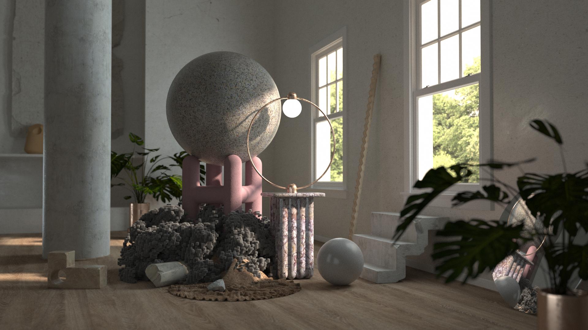 Stunning Digital Interior Design Design