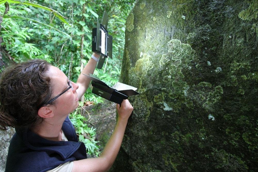 The Postal Stones of Madagascar Photography