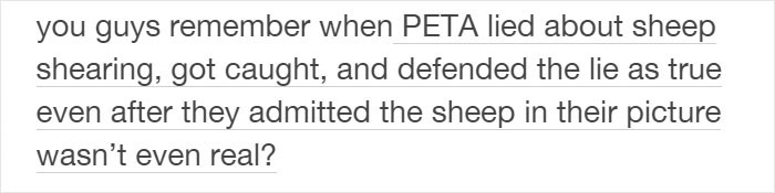 This Brutal Anti-peta Rant Is Going Viral, And People Are Shocked To Learn About Their Hypocrisy Funny