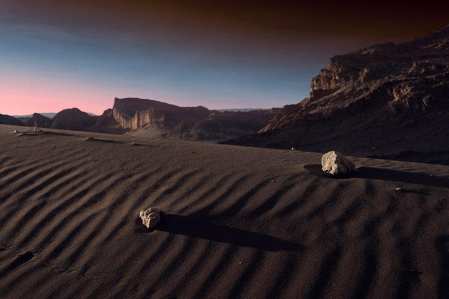 Fascinating Pictures of Atacama Desert in Chile – Fubiz Media Design