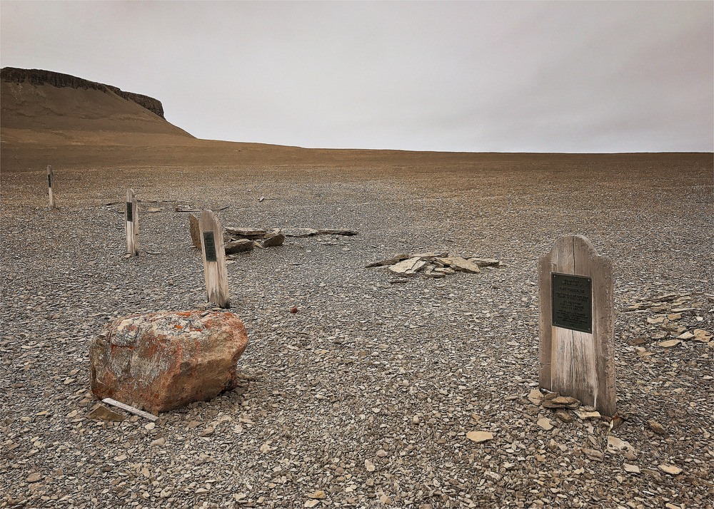Beechey Island And Franklin's Lost Expedition Photography