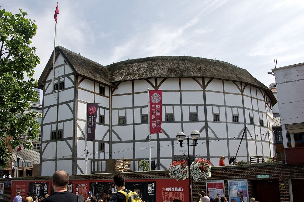 The Theater That Shakespeare Stole Photography